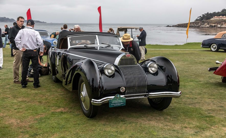 Our Favorite Cars at the 2017 Pebble Beach Concours d'Elegance - Slide 7