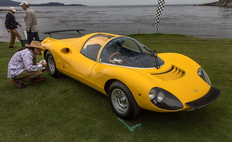 Our Favorite Cars at the 2017 Pebble Beach Concours d'Elegance - Slide 2