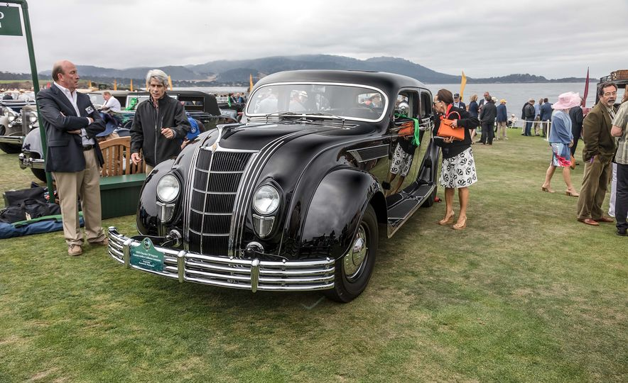 Our Favorite Cars at the 2017 Pebble Beach Concours d'Elegance - Slide 9