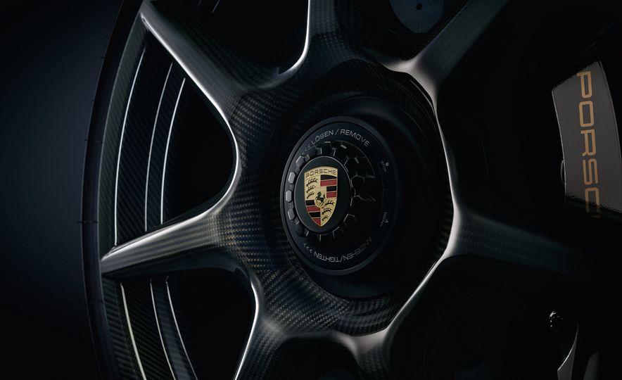 Porsche 911 Turbo S Exclusive Series Carbon Fiber Wheels - Slide 4