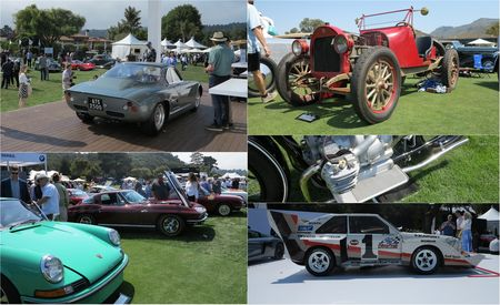 Our Favorite Cars (and Not-Cars) at The Quail, A Motorsports Gathering