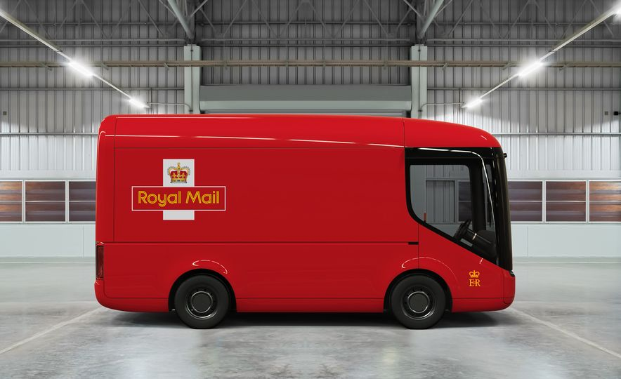 Royal Mail Arrival Electric Truck - Slide 2