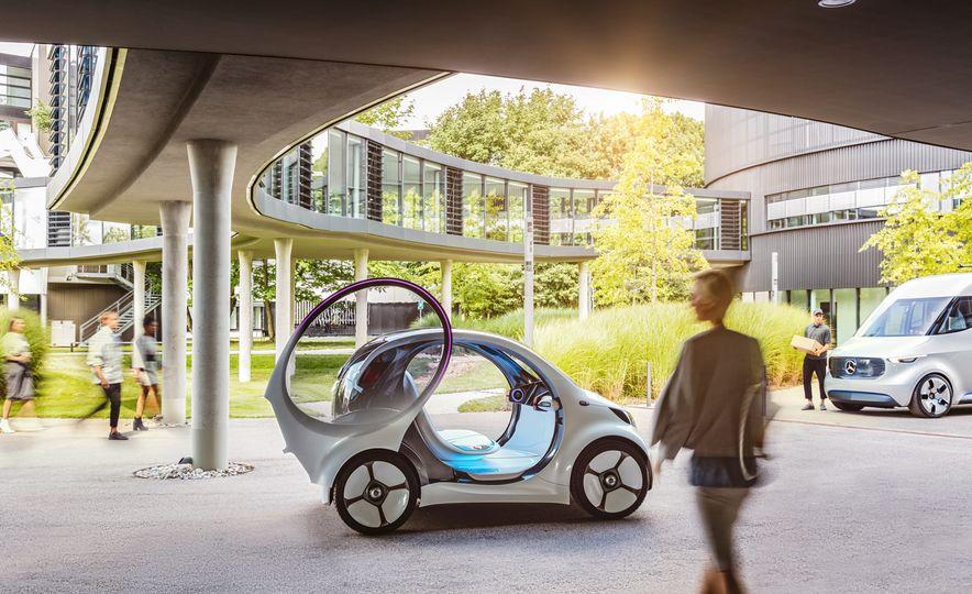 Smart Vision EQ Fortwo concept - Slide 14
