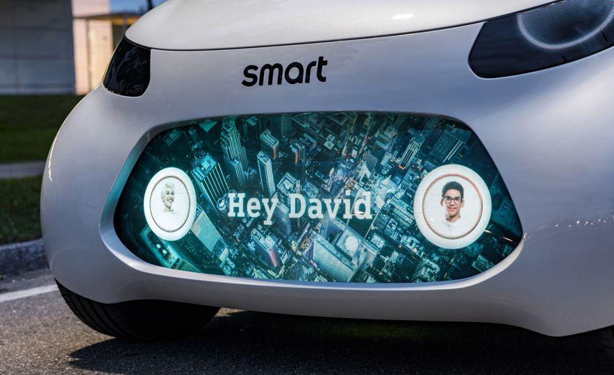 Smart Vision EQ Fortwo concept - Slide 19