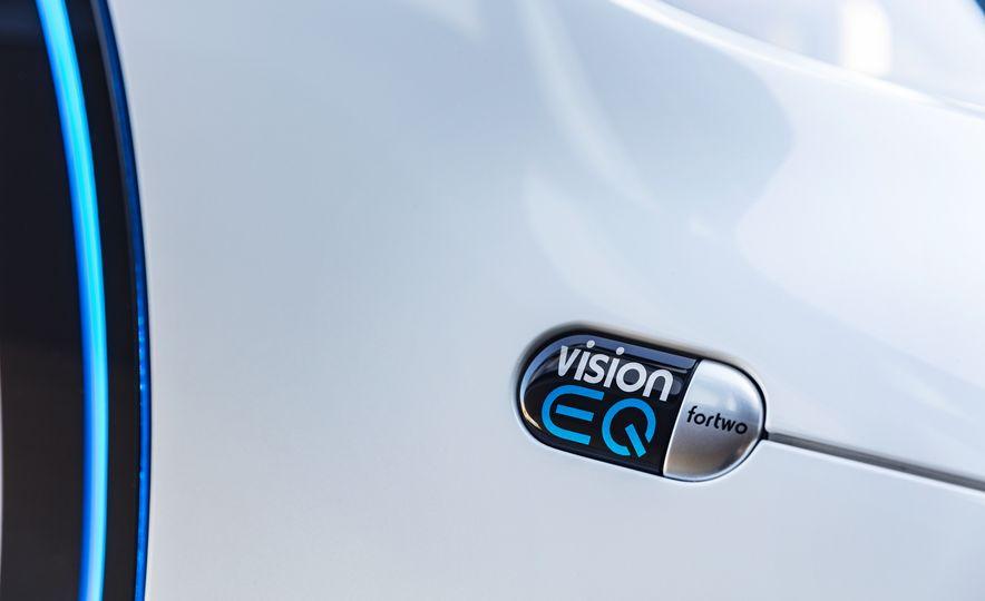 Smart Vision EQ Fortwo concept - Slide 21