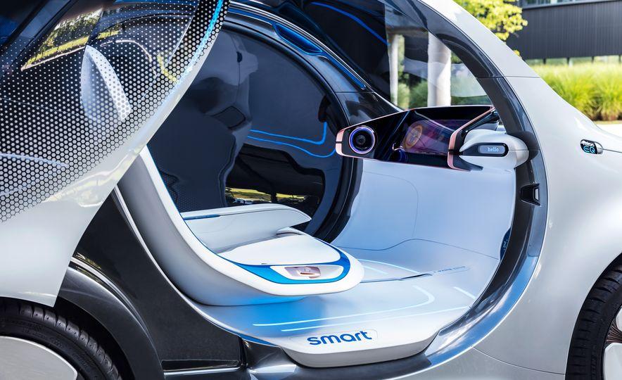 Smart Vision EQ Fortwo concept - Slide 23