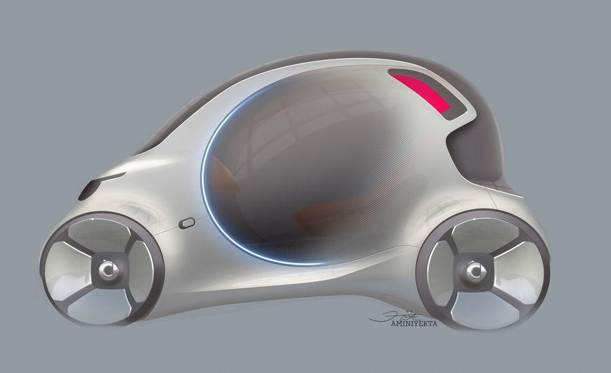 Smart Vision EQ Fortwo concept - Slide 33