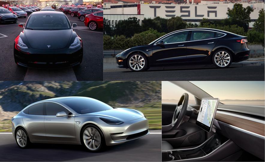 Electric Dreams: The Details behind Tesla's $36,000 Model 3 Electric Car - Slide 1