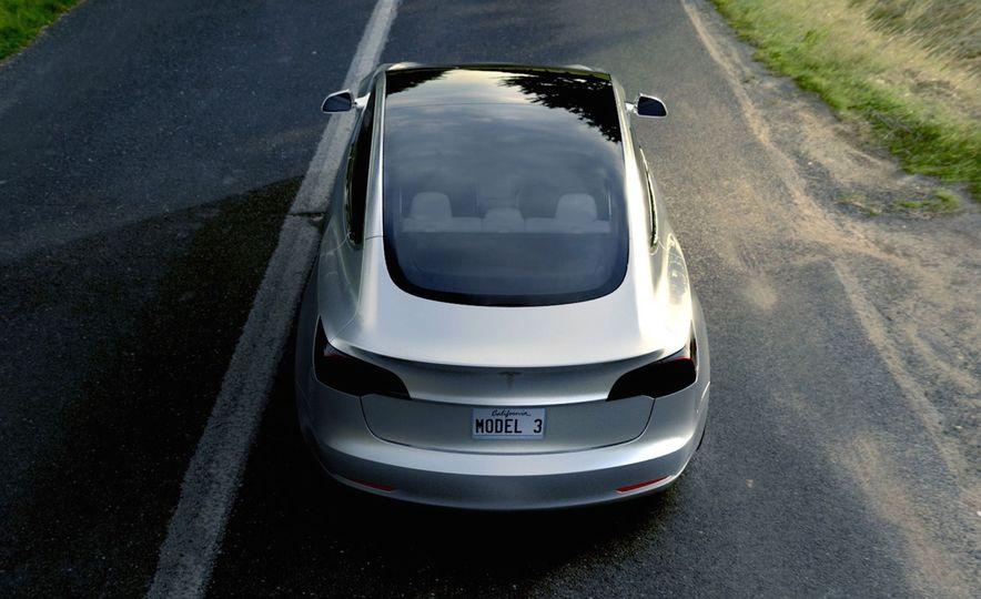 Electric Dreams: The Details behind Tesla's $36,000 Model 3 Electric Car - Slide 11