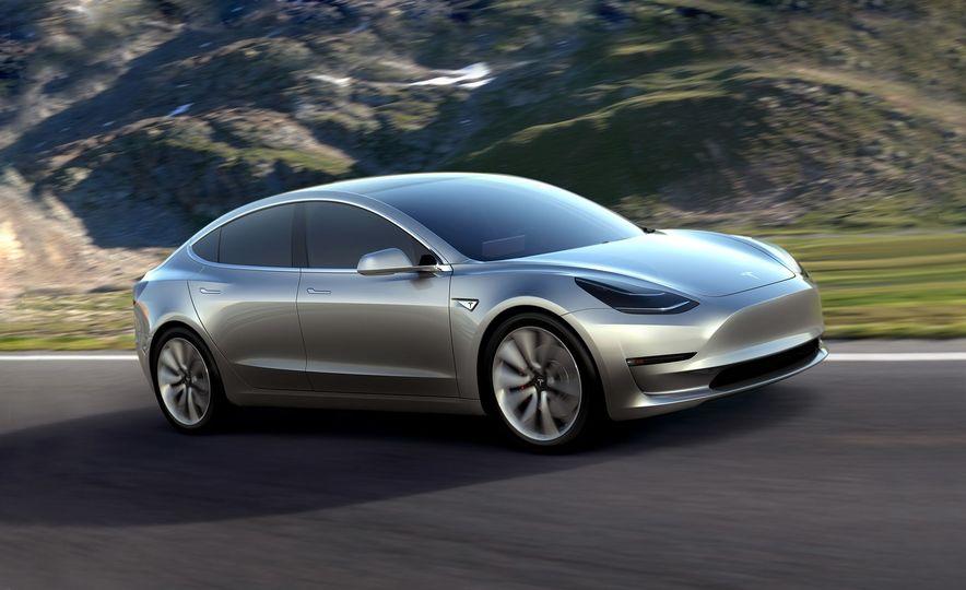 Electric Dreams: The Details behind Tesla's $36,000 Model 3 Electric Car - Slide 2