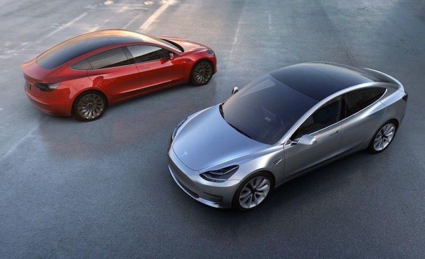 Electric Dreams: The Details behind Tesla's $36,000 Model 3 Electric Car - Slide 6
