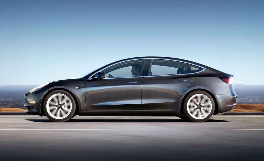 Electric Dreams: The Details behind Tesla's $36,000 Model 3 Electric Car - Slide 5