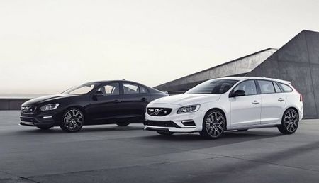 Rising Stars: Volvo to Double Output of S60 and V60 Polestars for 2018