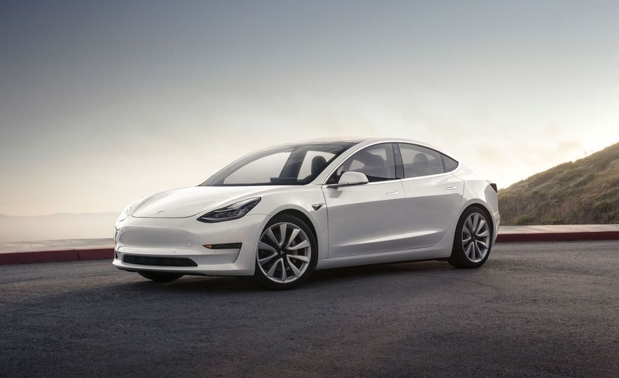 Electric Dreams: The Details behind Tesla's $36,000 Model 3 Electric Car - Slide 9