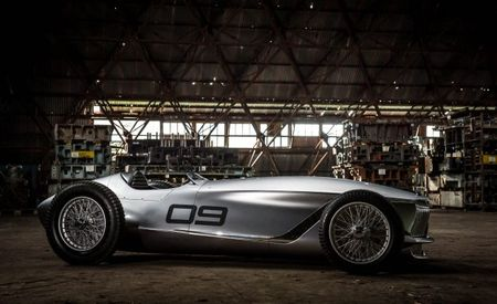 The Body Electric: Infiniti's 1930s-Inspired Prototype 9 Concept Is Great