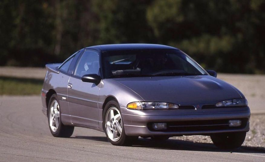 Total Eclipse of the Mitsubishi: A Turn around the History of the Ill-Starred Sports Coupe - Slide 4