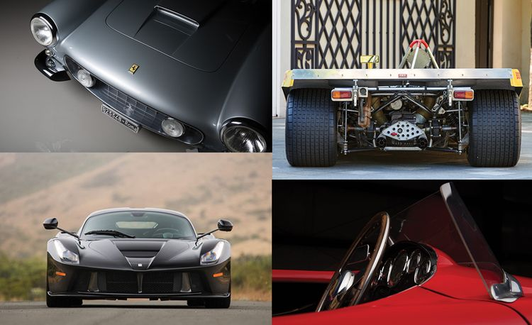 The 10 Most Expensive Cars Sold at the 2017 Monterey Auctions, Day 3