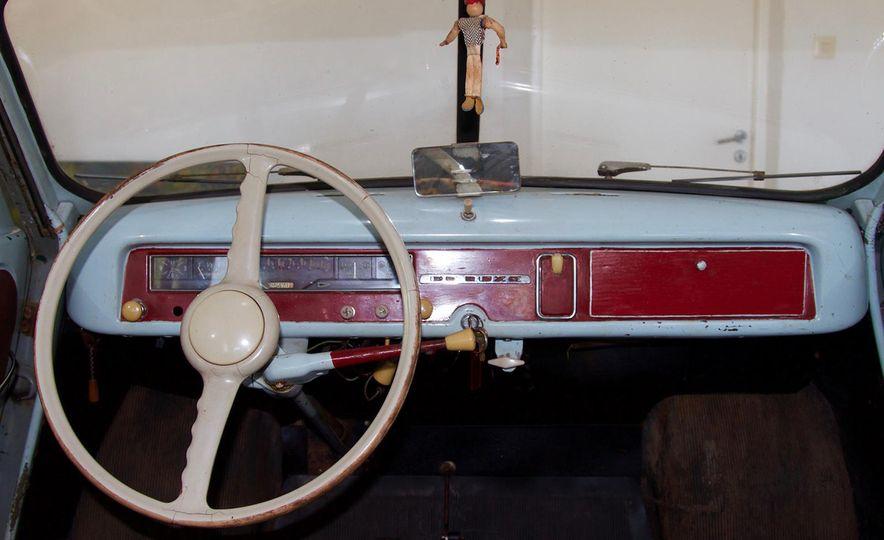 1949 Saab 92 De Luxe Berline - Slide 8
