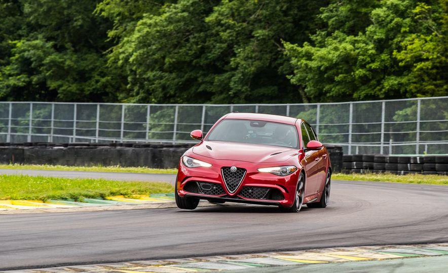 2017 Alfa Romeo Giulia Quadrifoglio - Slide 10