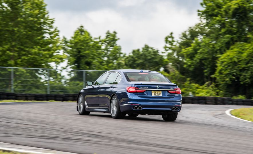 2017 BMW Alpina B7 xDrive - Slide 3