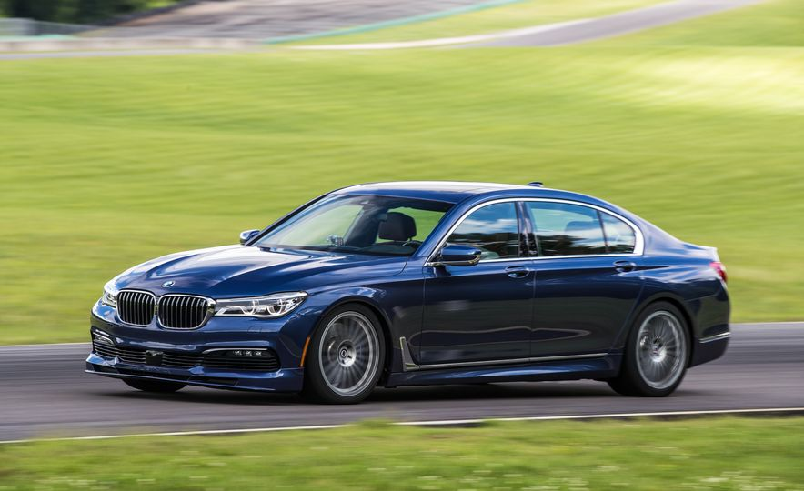 2017 BMW Alpina B7 xDrive - Slide 4