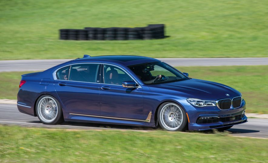2017 BMW Alpina B7 xDrive - Slide 12