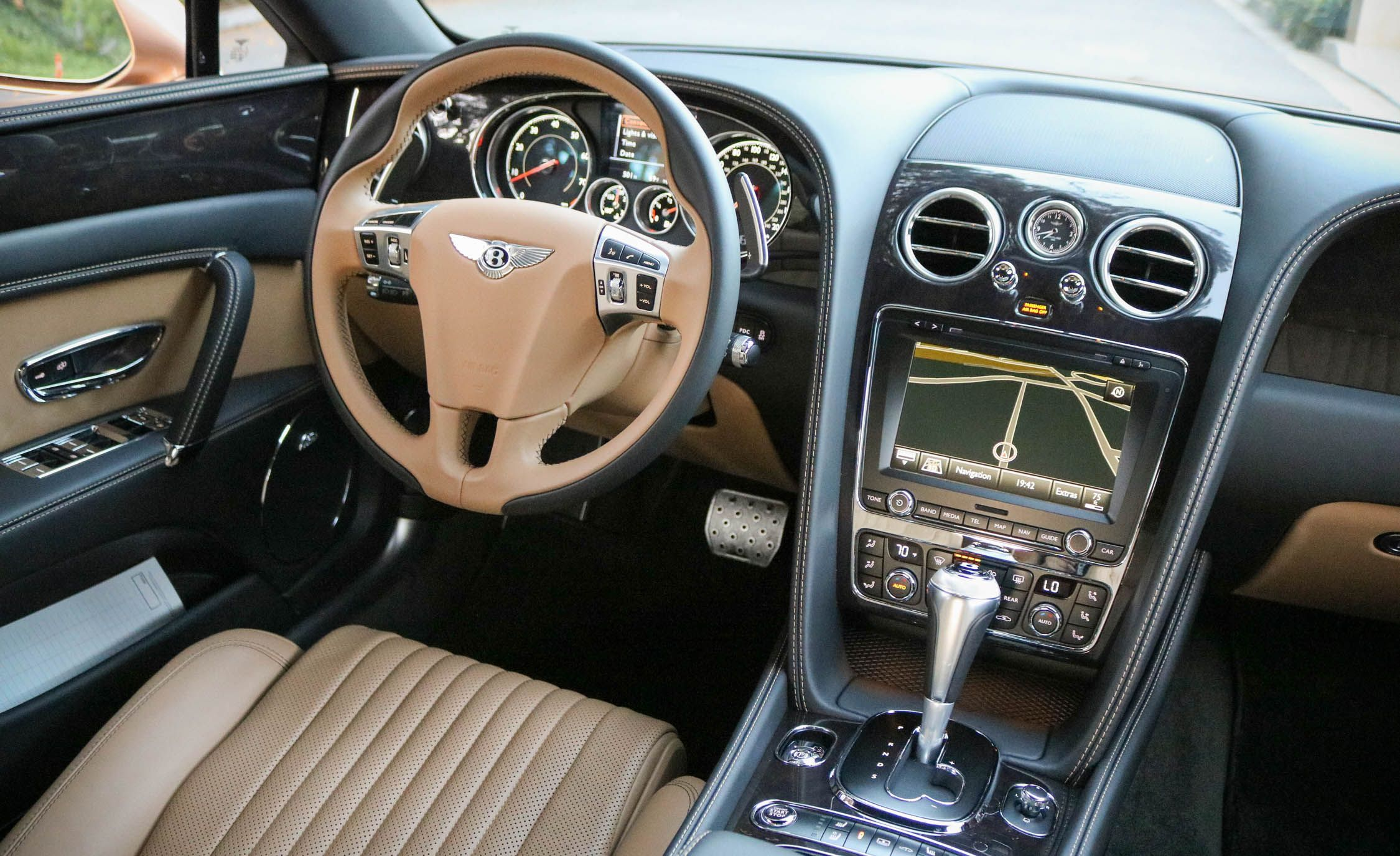 2018 Bentley Flying Spur Reviews Bentley Flying Spur Price Photos