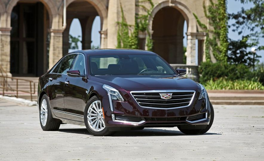 2017 Cadillac CT6 PHEV - Slide 1