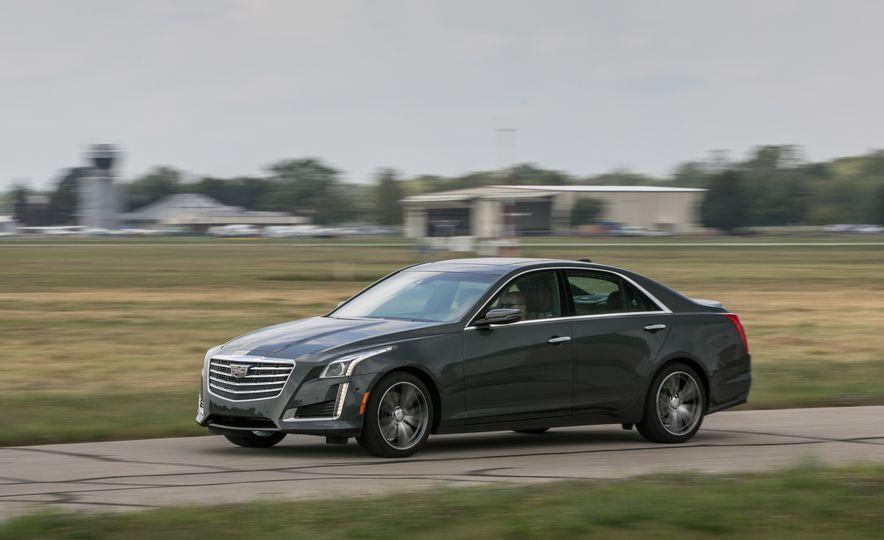 2017 Cadillac CTS RWD 3.6L - Slide 2