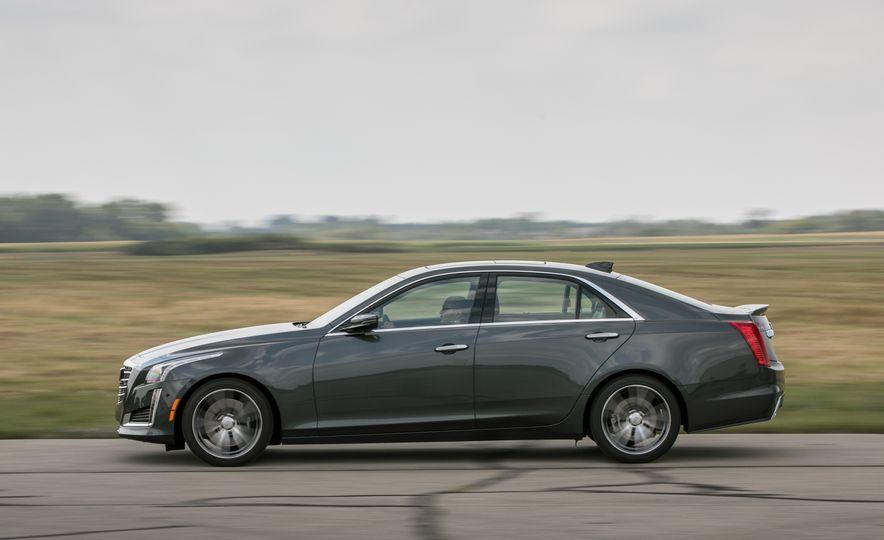 2017 Cadillac CTS RWD 3.6L - Slide 3