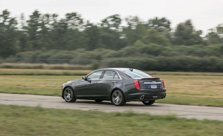2017 Cadillac CTS RWD 3.6L - Slide 6