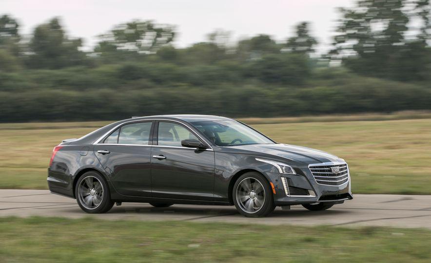 2017 Cadillac CTS RWD 3.6L - Slide 8
