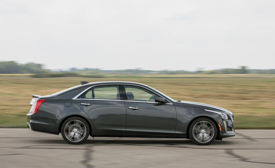 2017 Cadillac CTS RWD 3.6L - Slide 10
