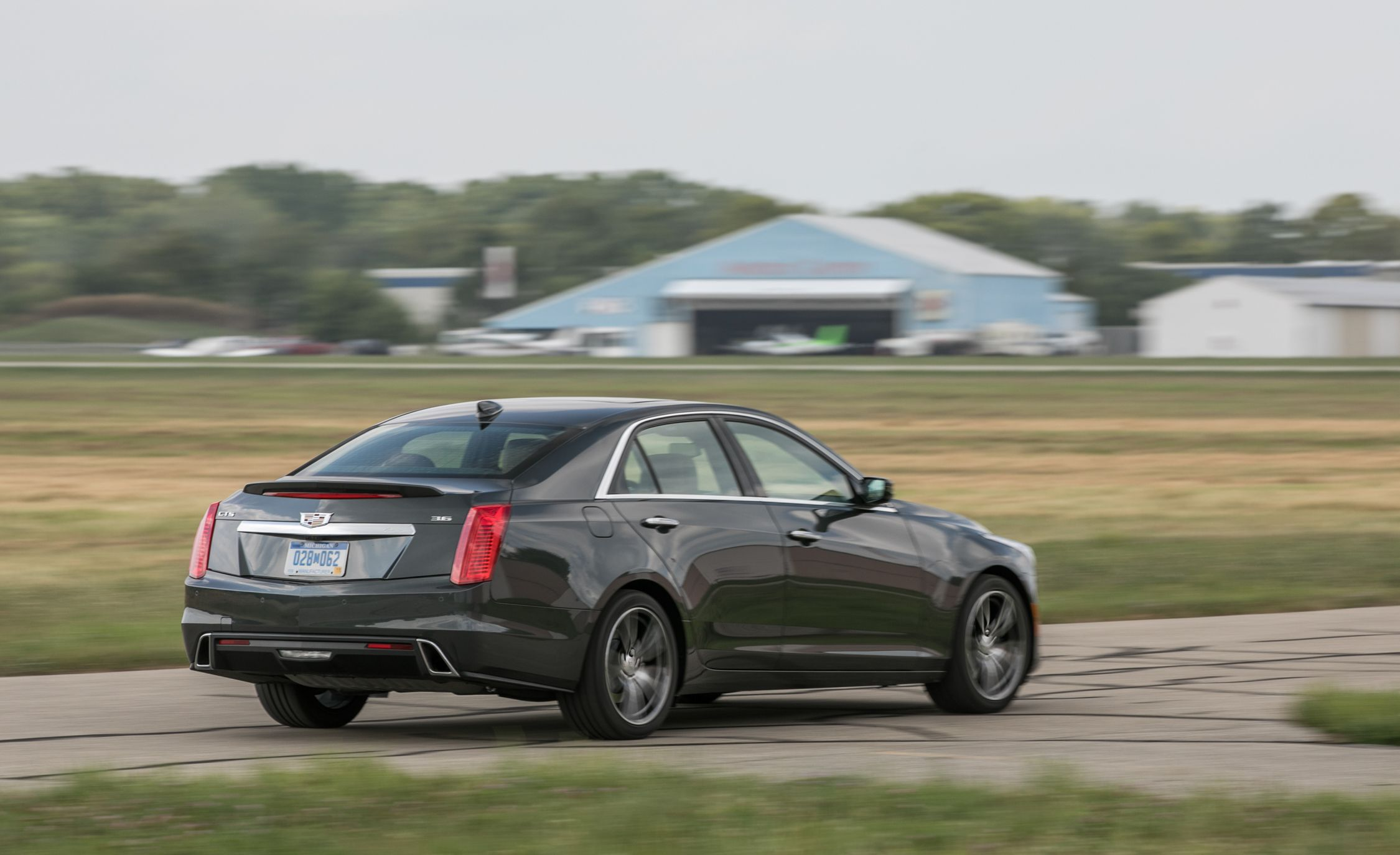 2019 Cadillac Cts Reviews Price Photos And Specs Car Driver