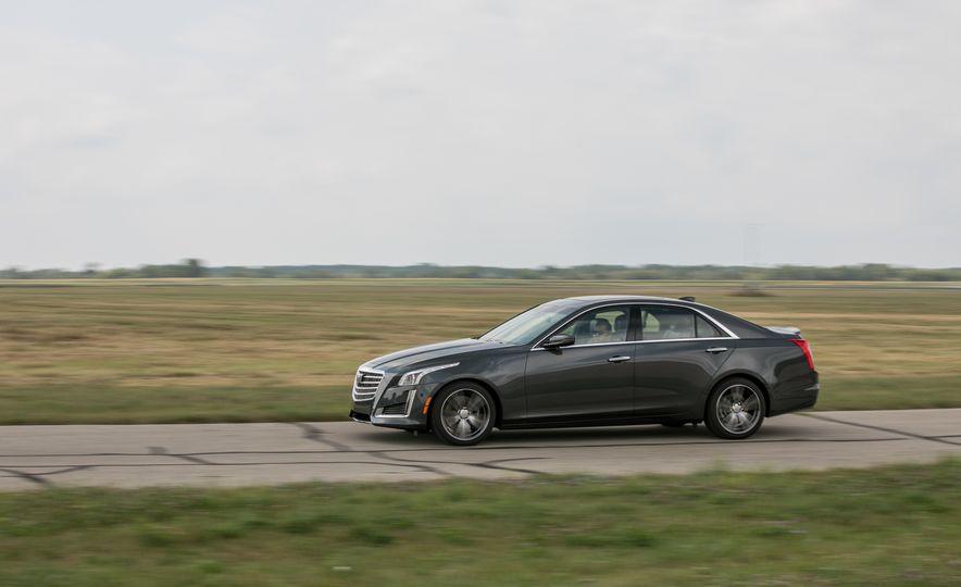 2017 Cadillac CTS RWD 3.6L - Slide 12