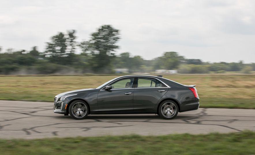 2017 Cadillac CTS RWD 3.6L - Slide 14