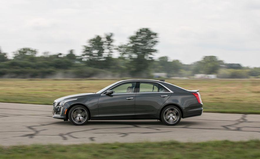 2017 Cadillac CTS RWD 3.6L - Slide 15