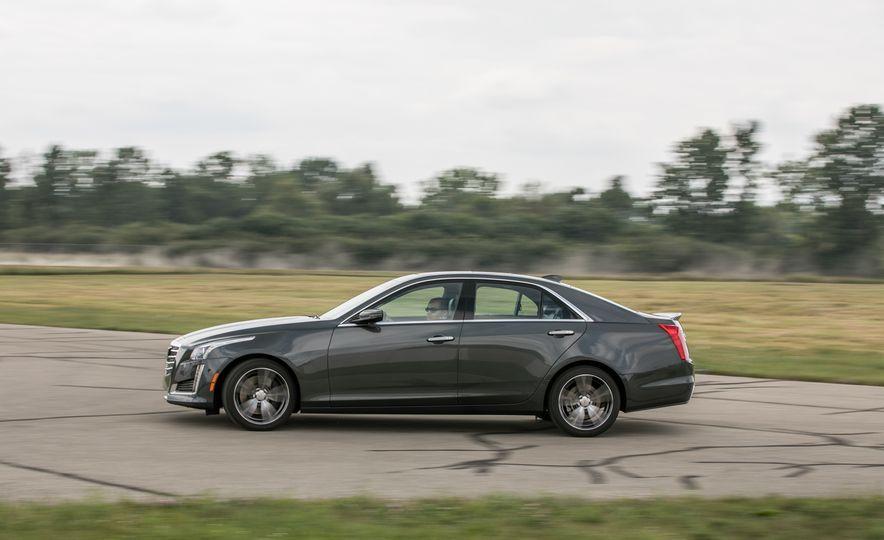 2017 Cadillac CTS RWD 3.6L - Slide 16
