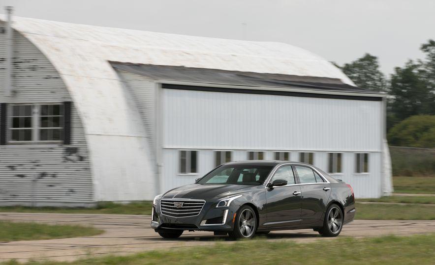 2017 Cadillac CTS RWD 3.6L - Slide 17
