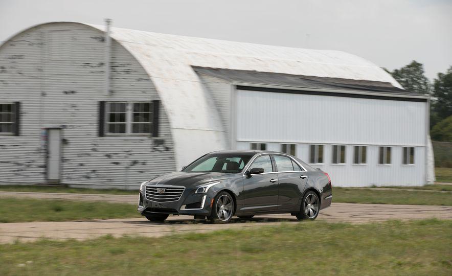 2017 Cadillac CTS RWD 3.6L - Slide 18