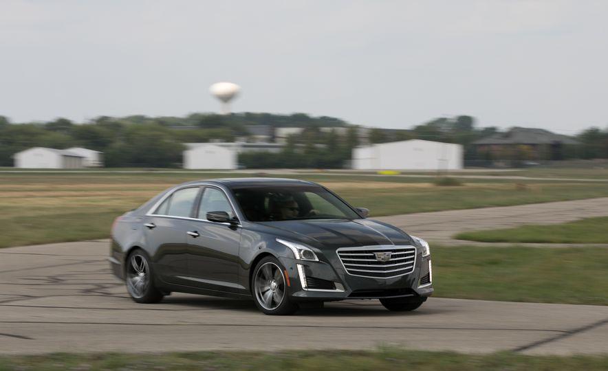 2017 Cadillac CTS RWD 3.6L - Slide 22