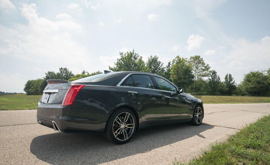 2017 Cadillac CTS RWD 3.6L - Slide 31