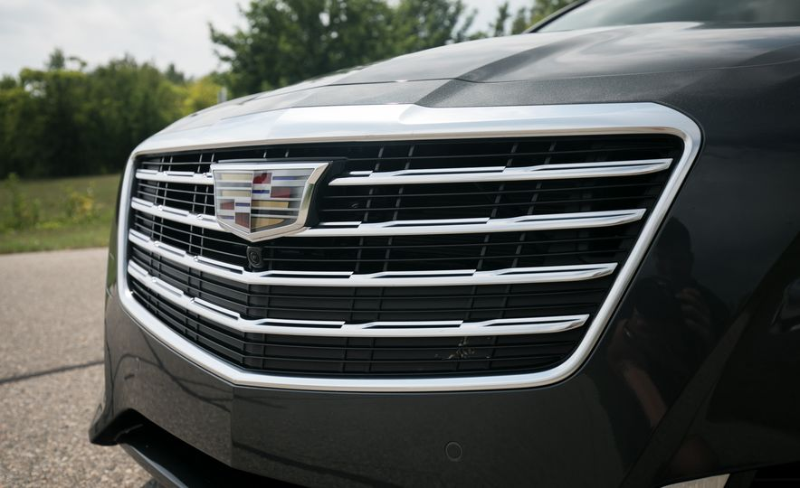 2017 Cadillac CTS RWD 3.6L - Slide 39