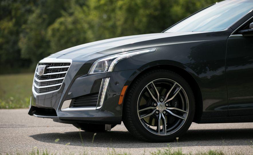 2017 Cadillac CTS RWD 3.6L - Slide 40
