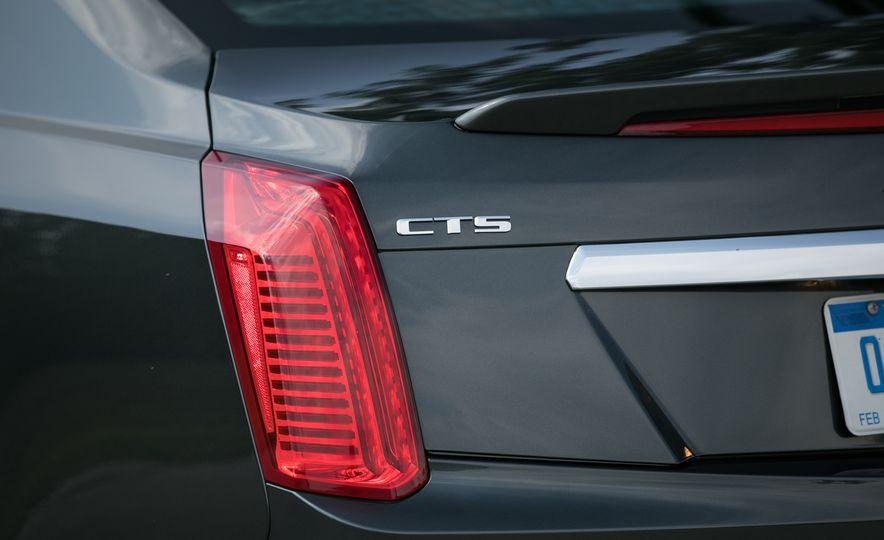 2017 Cadillac CTS RWD 3.6L - Slide 47