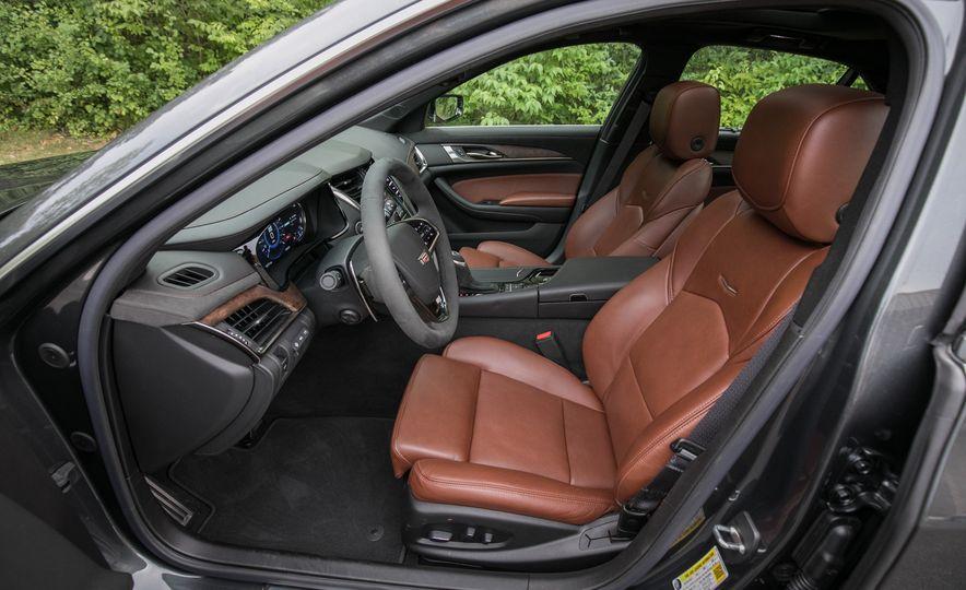 2017 Cadillac CTS RWD 3.6L - Slide 51