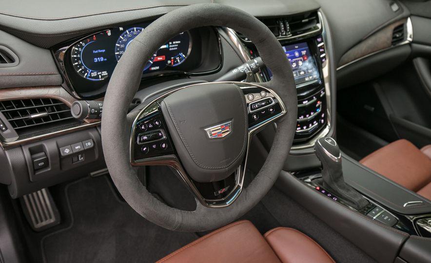 2017 Cadillac CTS RWD 3.6L - Slide 52