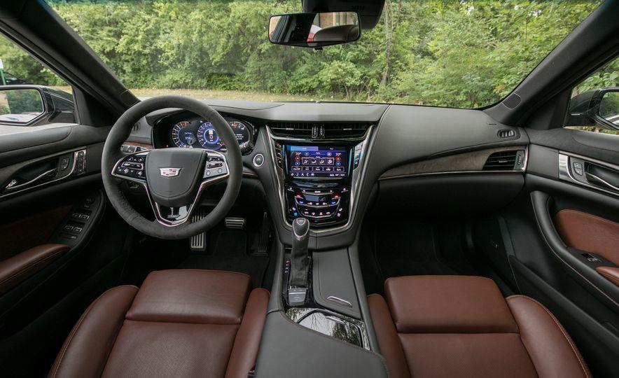 2017 Cadillac CTS RWD 3.6L - Slide 53