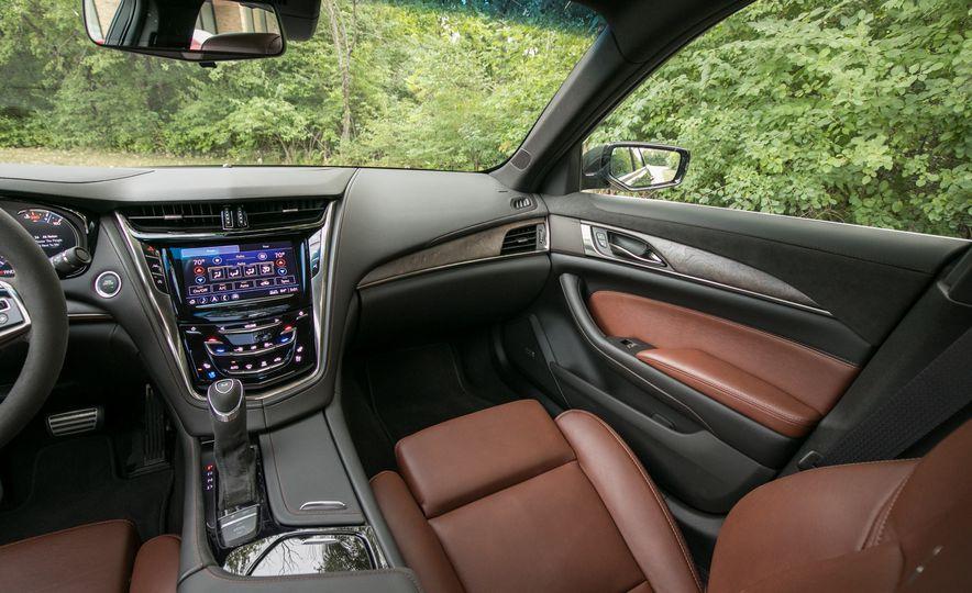 2017 Cadillac CTS RWD 3.6L - Slide 54