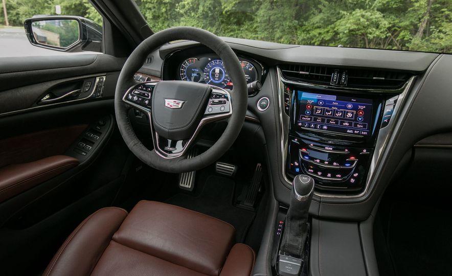 2017 Cadillac CTS RWD 3.6L - Slide 55
